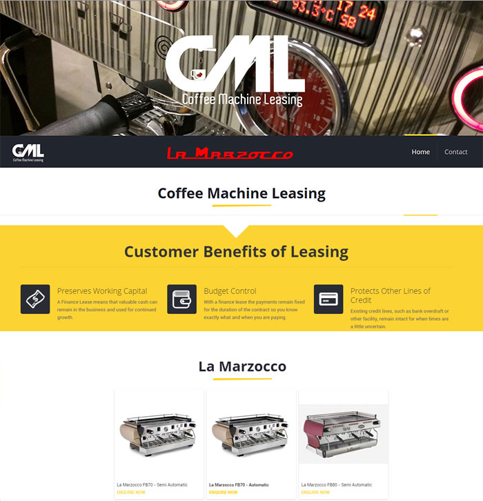 machine leasing