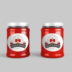 sally's pepper-sauce-mock-up-jar-gray-background-optimised